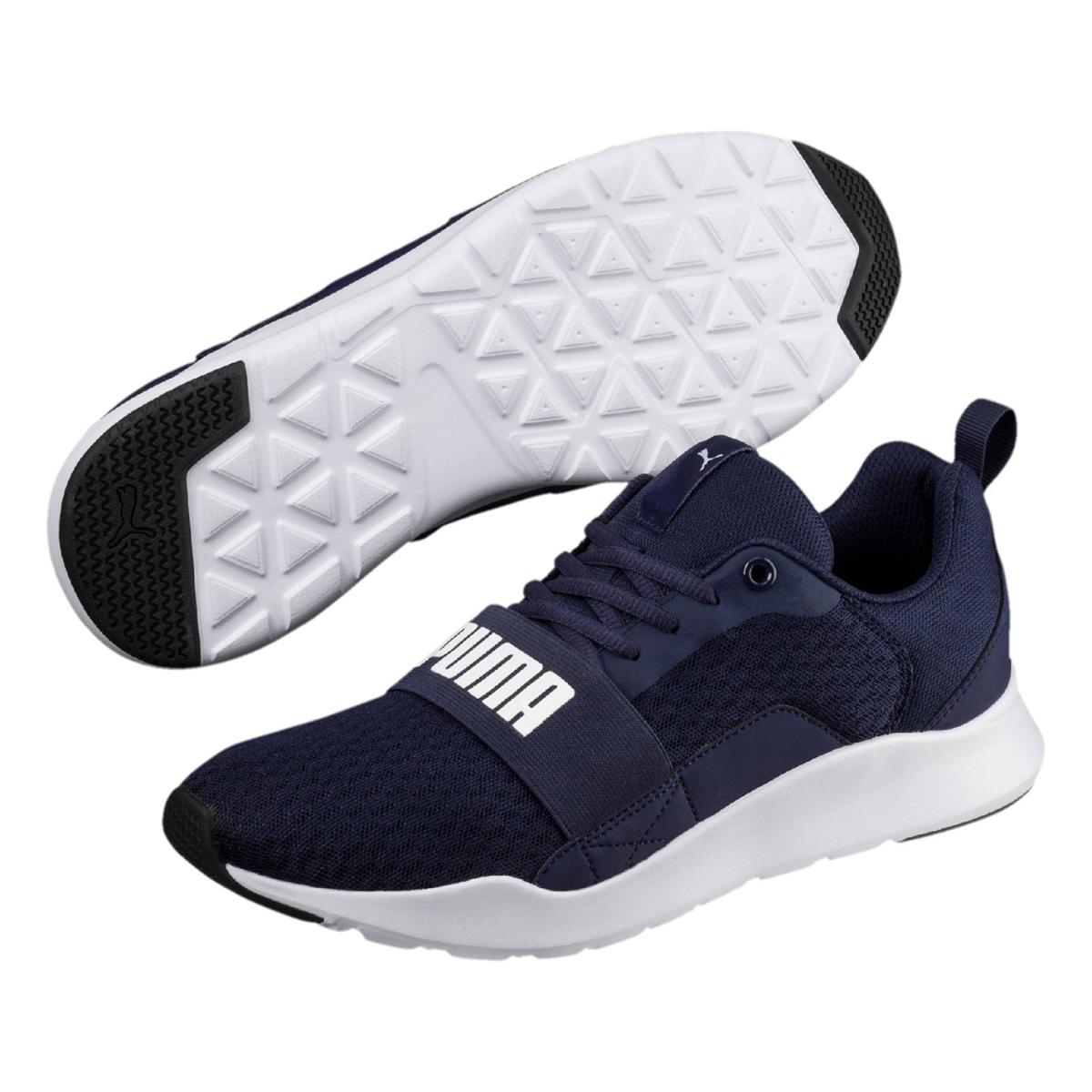 Puma-Wired-senores-zapatillas-de-deporte-zapatillas-para-correr-cortos-calzado-deportivo-fitness miniatura 15