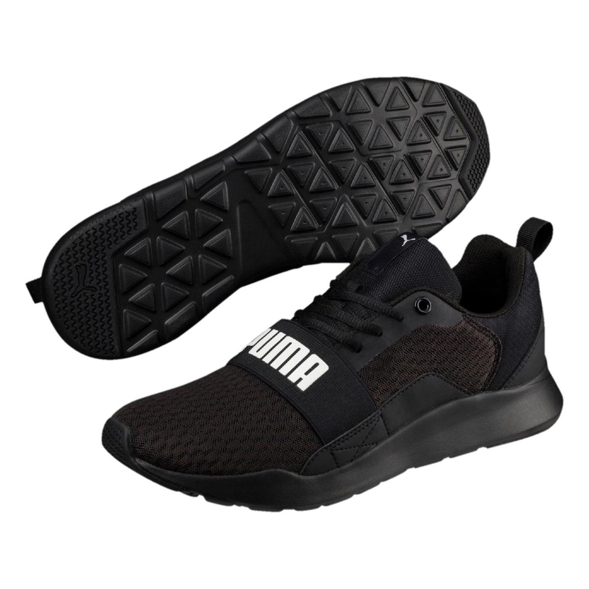Puma-Wired-senores-zapatillas-de-deporte-zapatillas-para-correr-cortos-calzado-deportivo-fitness miniatura 5