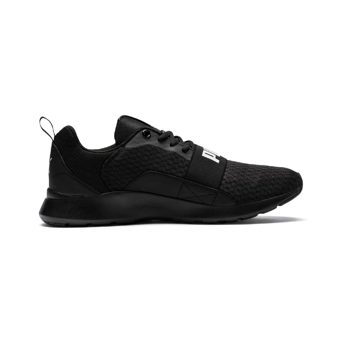 Puma-Wired-senores-zapatillas-de-deporte-zapatillas-para-correr-cortos-calzado-deportivo-fitness miniatura 6