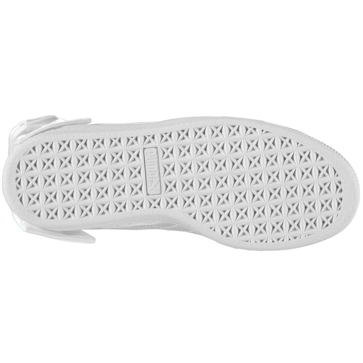 Puma-Basket-Turnschuhe-Damen-Sneaker-Sportschuhe-Laufschuhe-9061 Indexbild 6