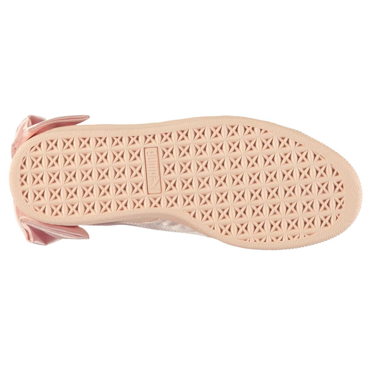 Puma-Basket-Turnschuhe-Damen-Sneaker-Sportschuhe-Laufschuhe-9061 Indexbild 3
