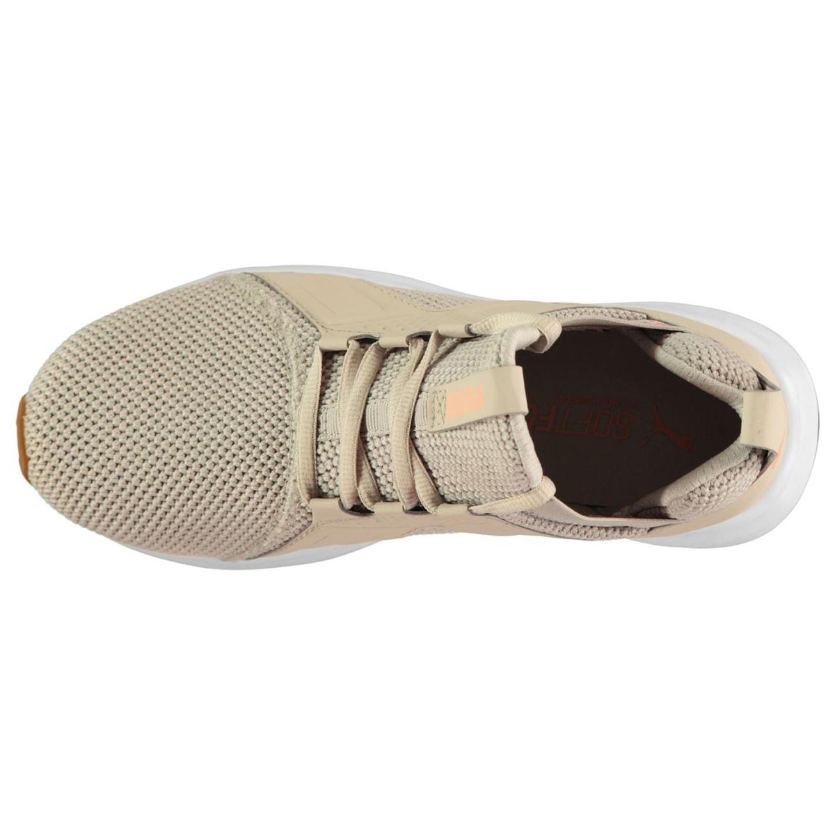 Puma-Enzo-Weave-Turnschuhe-Damen-Sneaker-Sportschuhe-Laufschuhe-1056 Indexbild 7