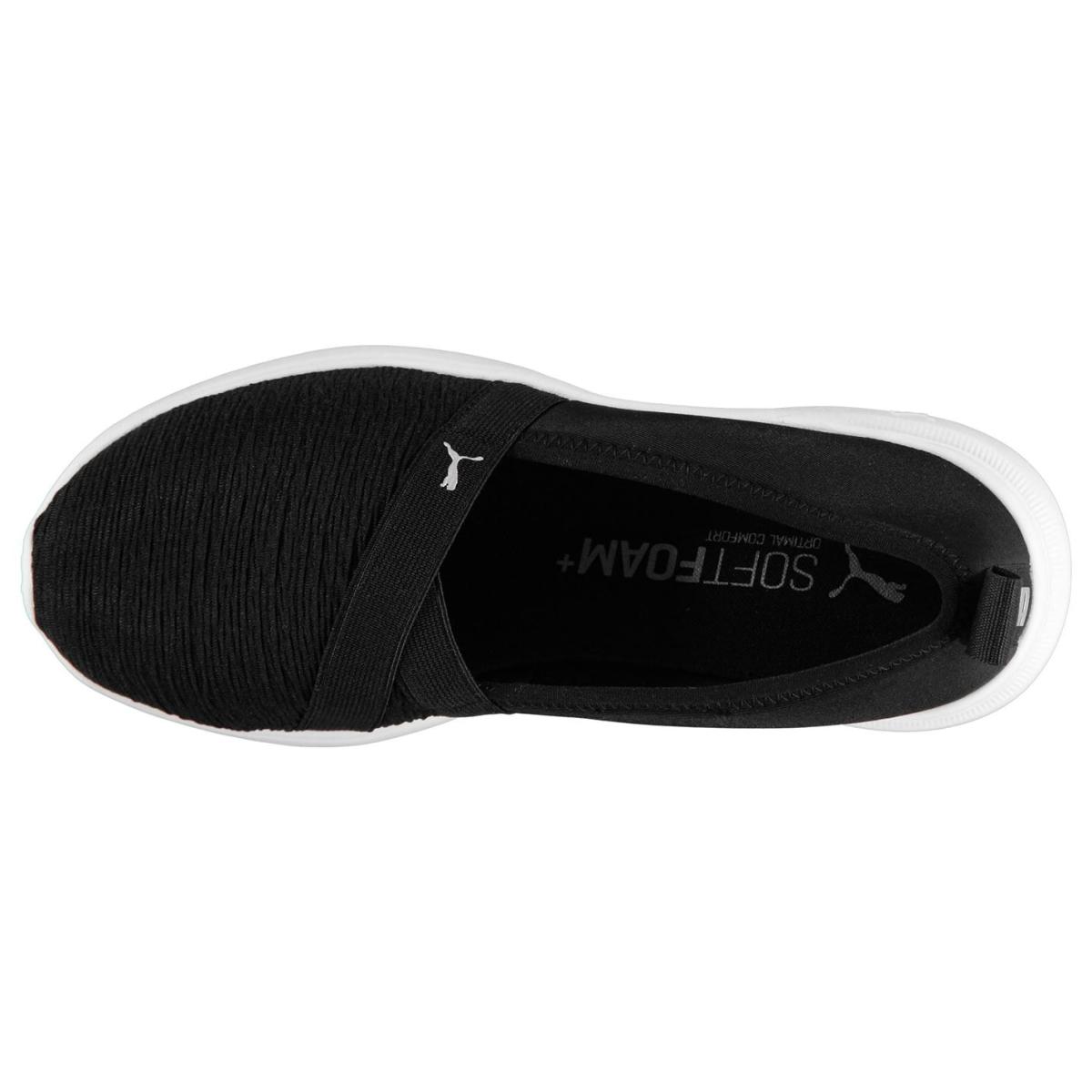 Puma-Adelina-Turnschuhe-Damen-Sneaker-Sportschuhe-Laufschuhe-5911 Indexbild 7