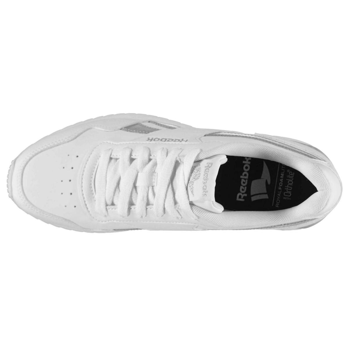 Reebok-Royal-Glide-Turnschuhe-Laufschuhe-Damen-Sneaker-Trainers-Sportschuhe-8001 Indexbild 10