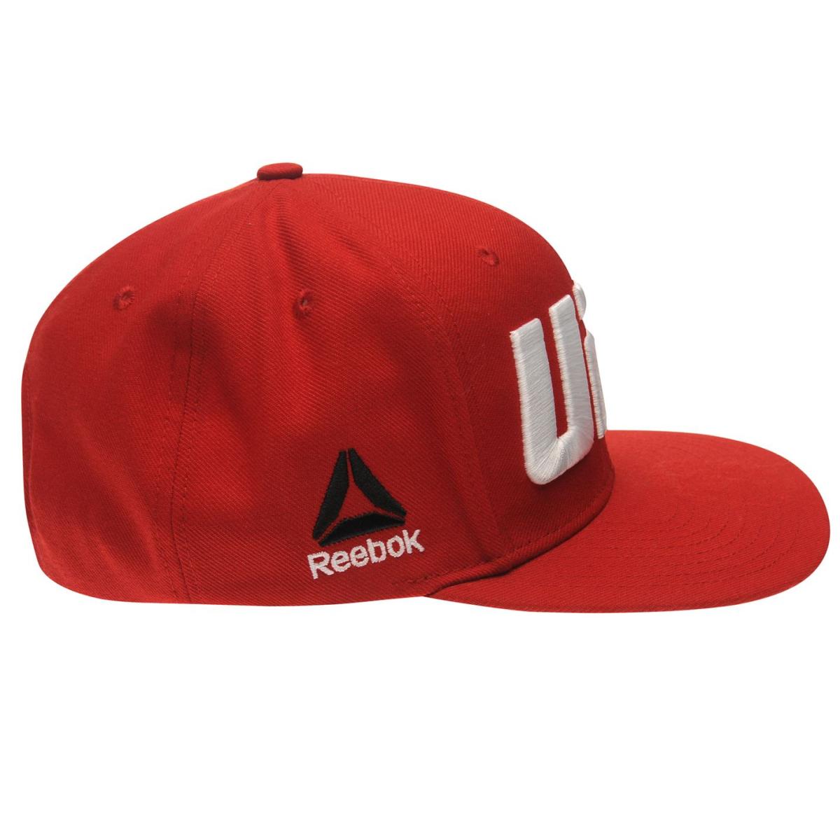 Reebok UFC Kappe Herren Baseballkappe Hut Cap Basecap 0067