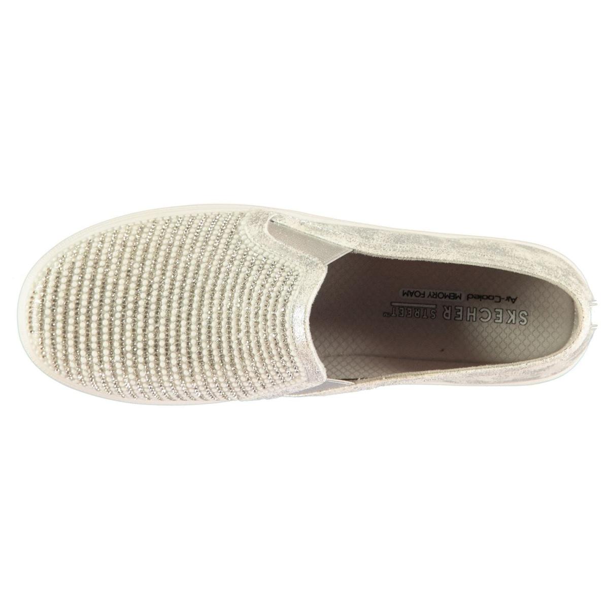 Skechers-Damen-Turnschuhe-Laufschuhe-Sneakers-Sportschuhe-Du-Shiny-4473 Indexbild 7
