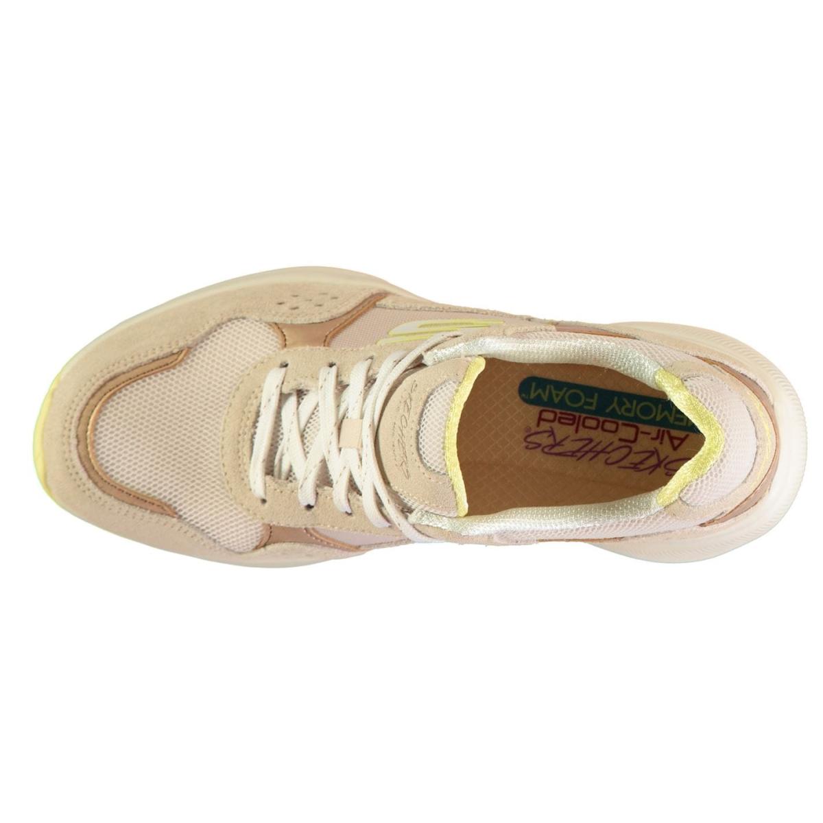 Skechers-Turnschuhe-Damen-Sneaker-Sportschuhe-Laufschuhe-Meridian-1121 Indexbild 7