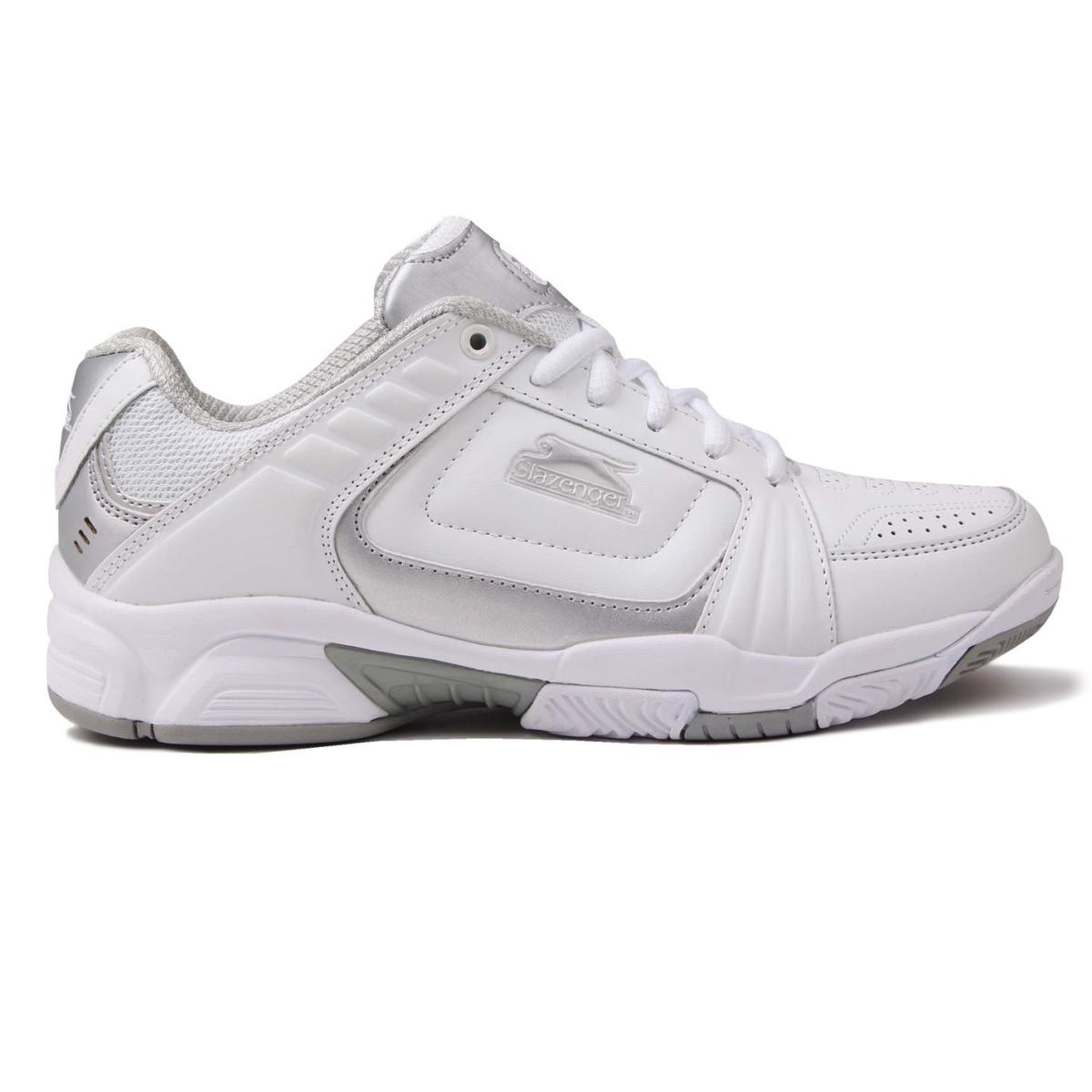 Slazenger-Turnschuhe-Laufschuhe-Damen-Sportschuhe-Sneakers-Lifestyle-6118 Indexbild 2