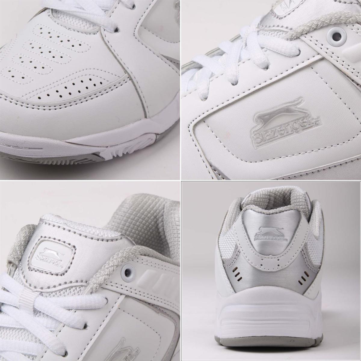 Slazenger-Turnschuhe-Laufschuhe-Damen-Sportschuhe-Sneakers-Lifestyle-6118 Indexbild 7