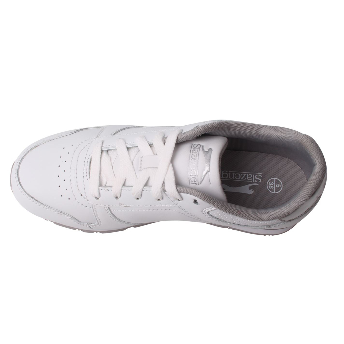 Slazenger-Classic-Turnschuhe-Laufschuhe-Damen-Sportschuhe-Sneaker-1265 Indexbild 25