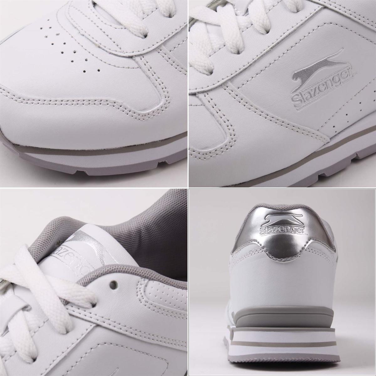 Slazenger-Classic-Turnschuhe-Laufschuhe-Damen-Sportschuhe-Sneaker-1265 Indexbild 29