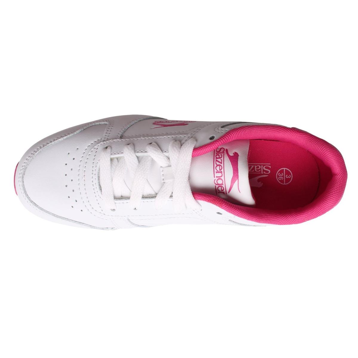 Slazenger-Classic-Turnschuhe-Laufschuhe-Damen-Sportschuhe-Sneaker-1265 Indexbild 10