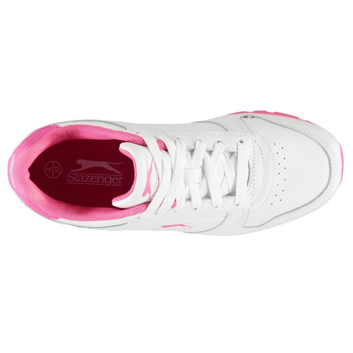 Slazenger-Classic-Turnschuhe-Laufschuhe-Damen-Sportschuhe-Sneaker-1265 Indexbild 17