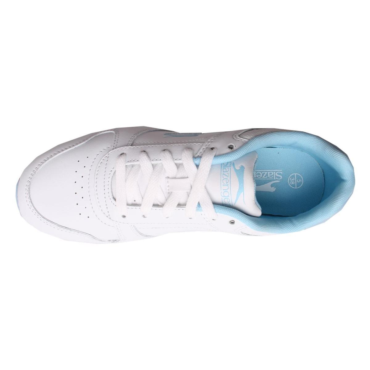 Slazenger-Classic-Turnschuhe-Laufschuhe-Damen-Sportschuhe-Sneaker-1265 Indexbild 19