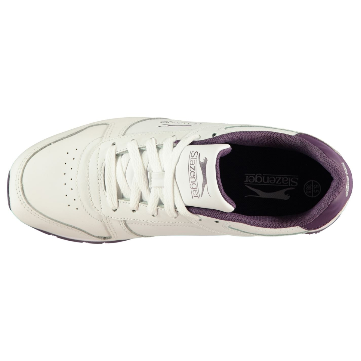 Slazenger-Classic-Turnschuhe-Laufschuhe-Damen-Sportschuhe-Sneaker-1265 Indexbild 22
