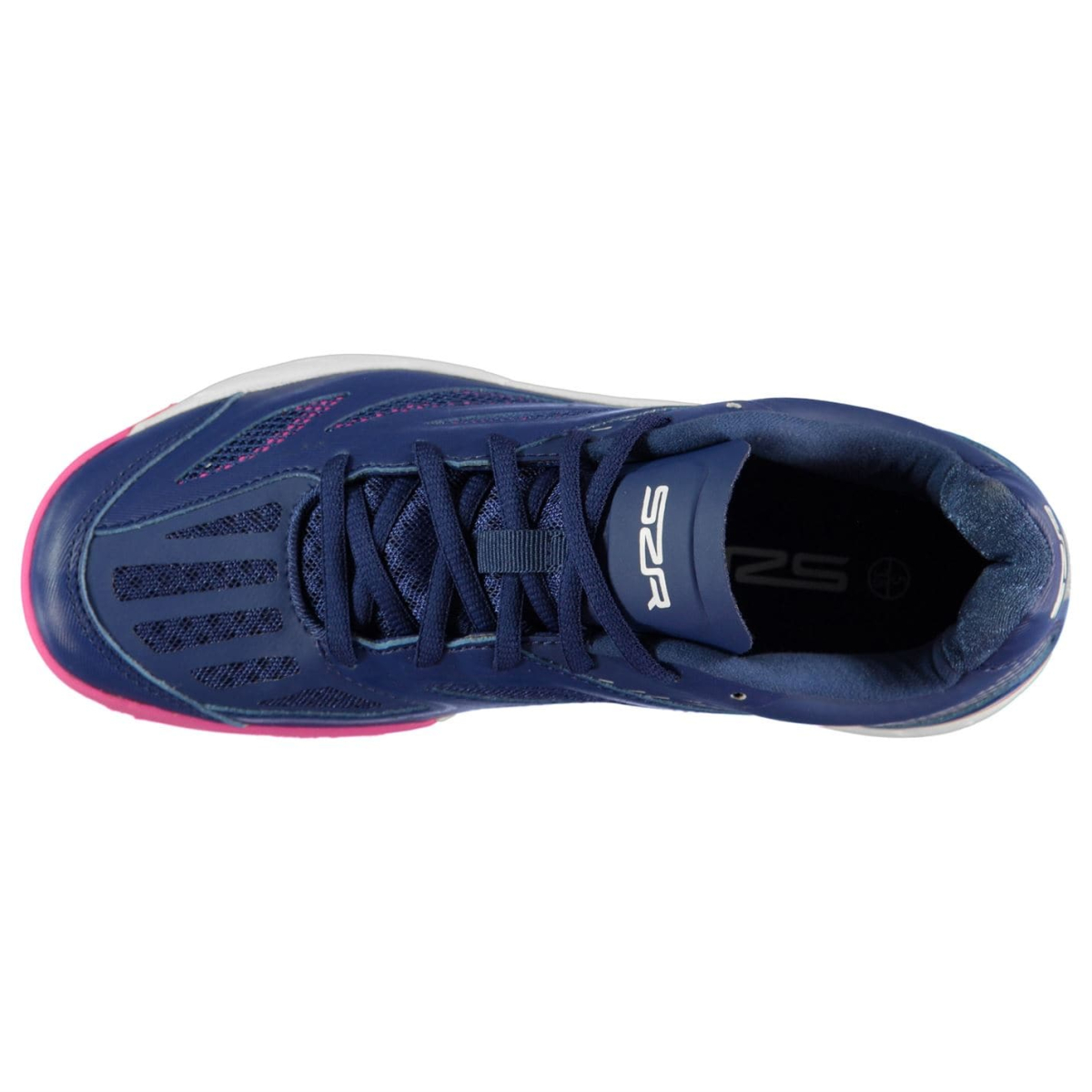 Slazenger-Turnschuhe-Damen-Sneaker-Sportschuhe-Laufschuhe-Velocity-7035 Indexbild 4