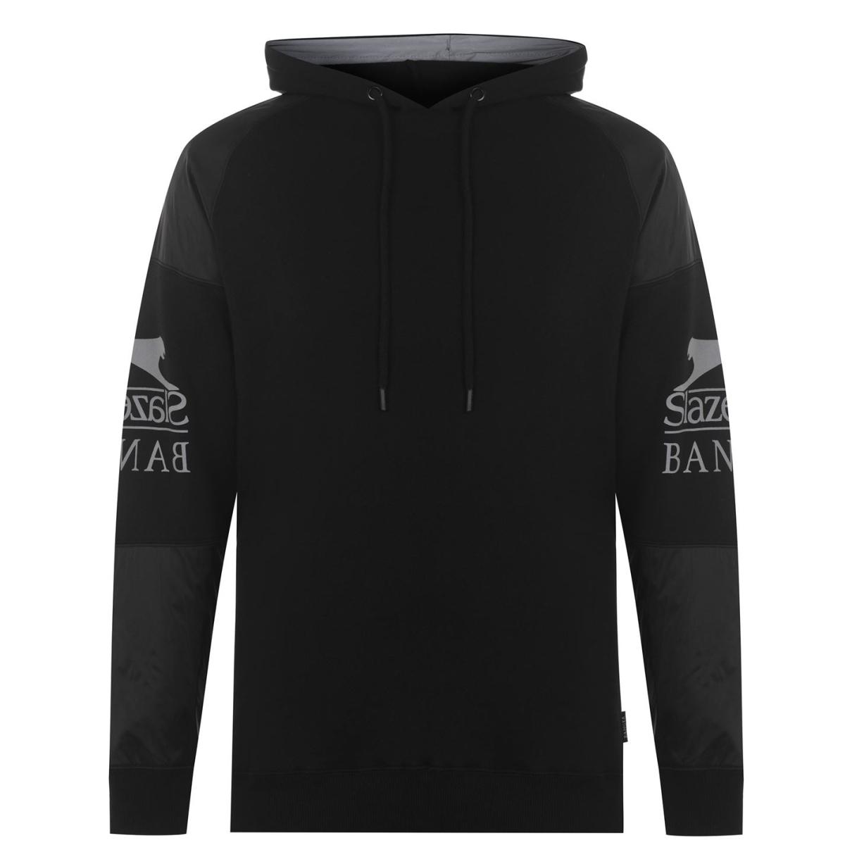 Slazenger Banger Kapuzenjacke Jacke Kapuzenpullover Damen Sweatshirt Pullover 41