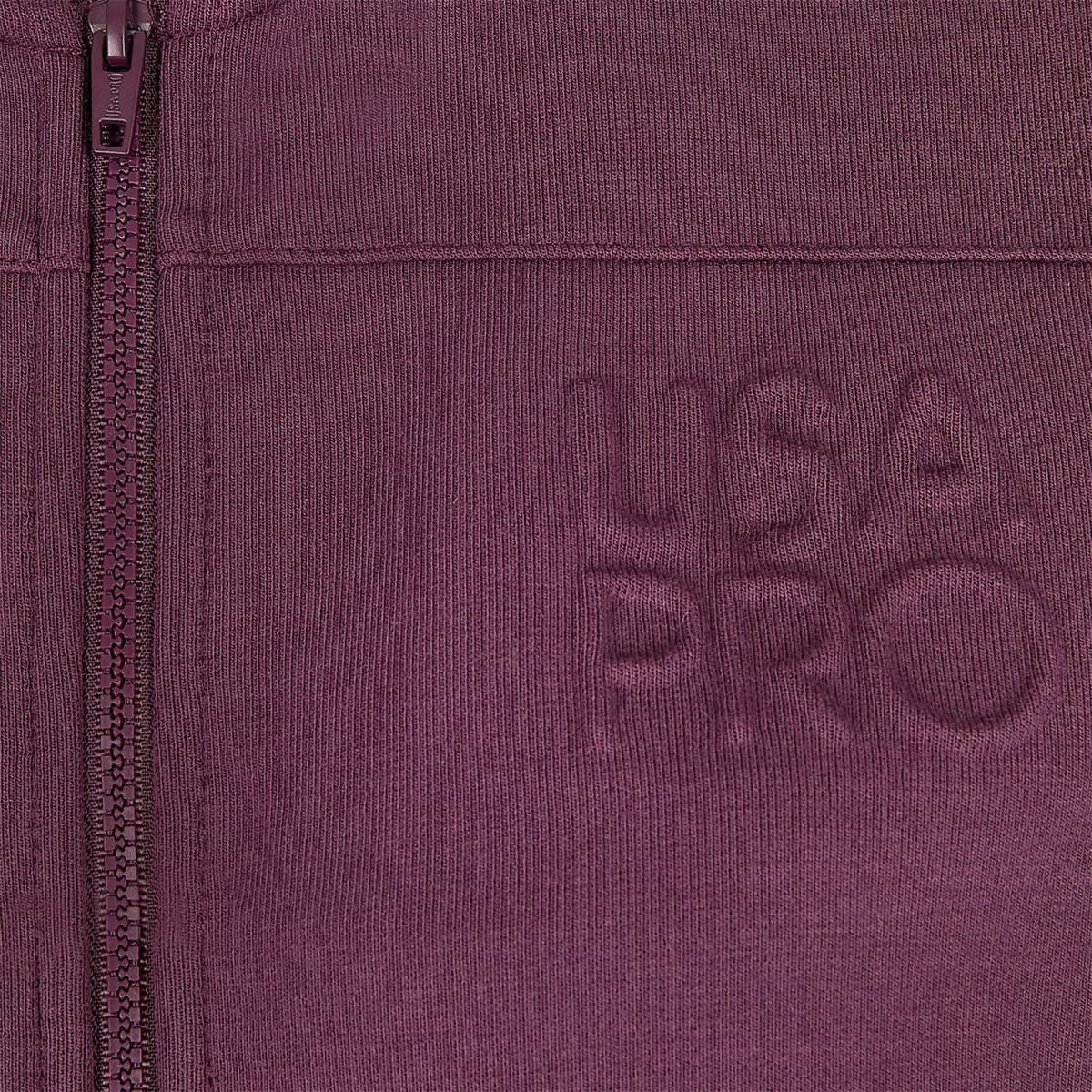 USA Pro Fleece Bomber Jacke Damen 0201