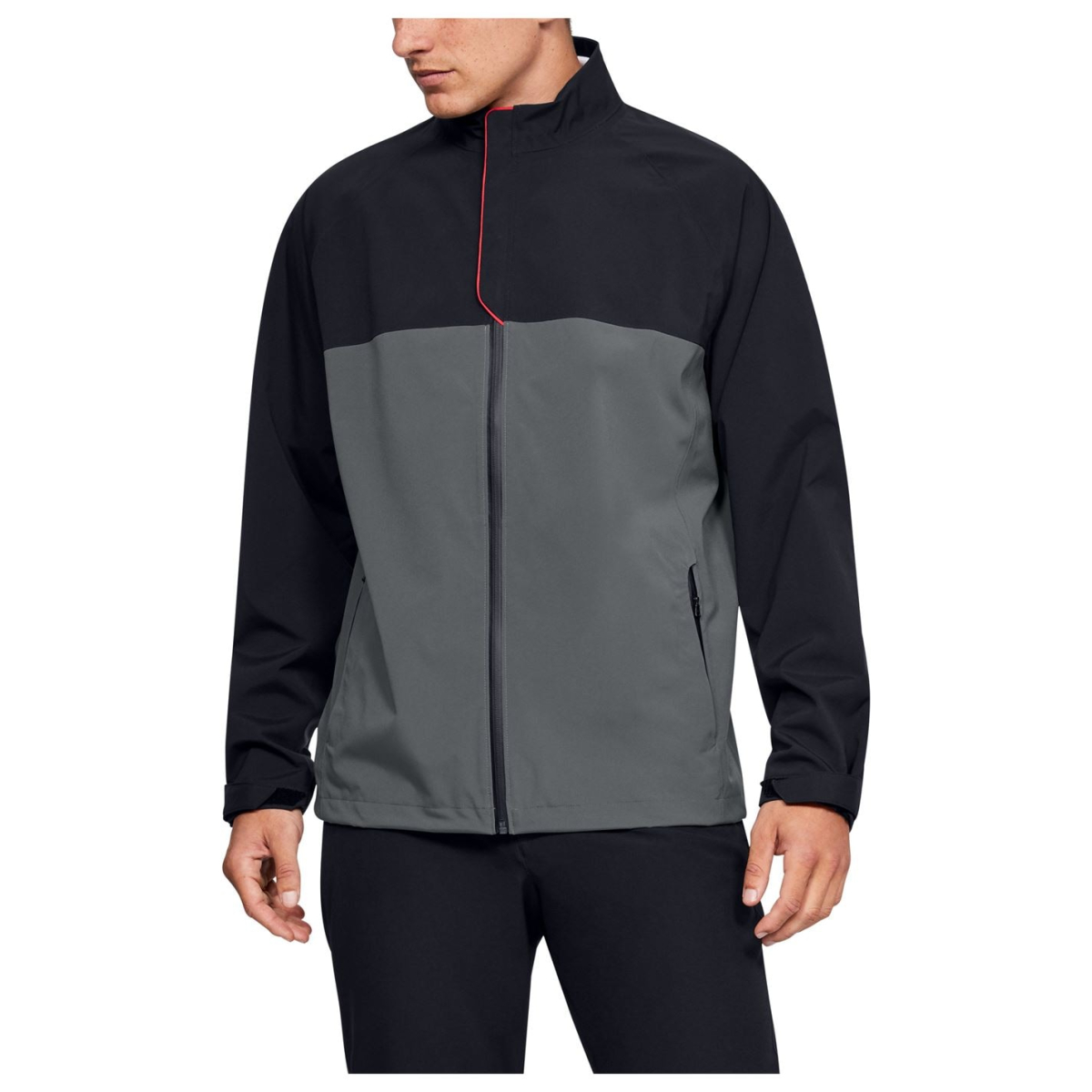 Under Armour Jacke Herren Herrenjacke Windjacke 5078 Schwarz