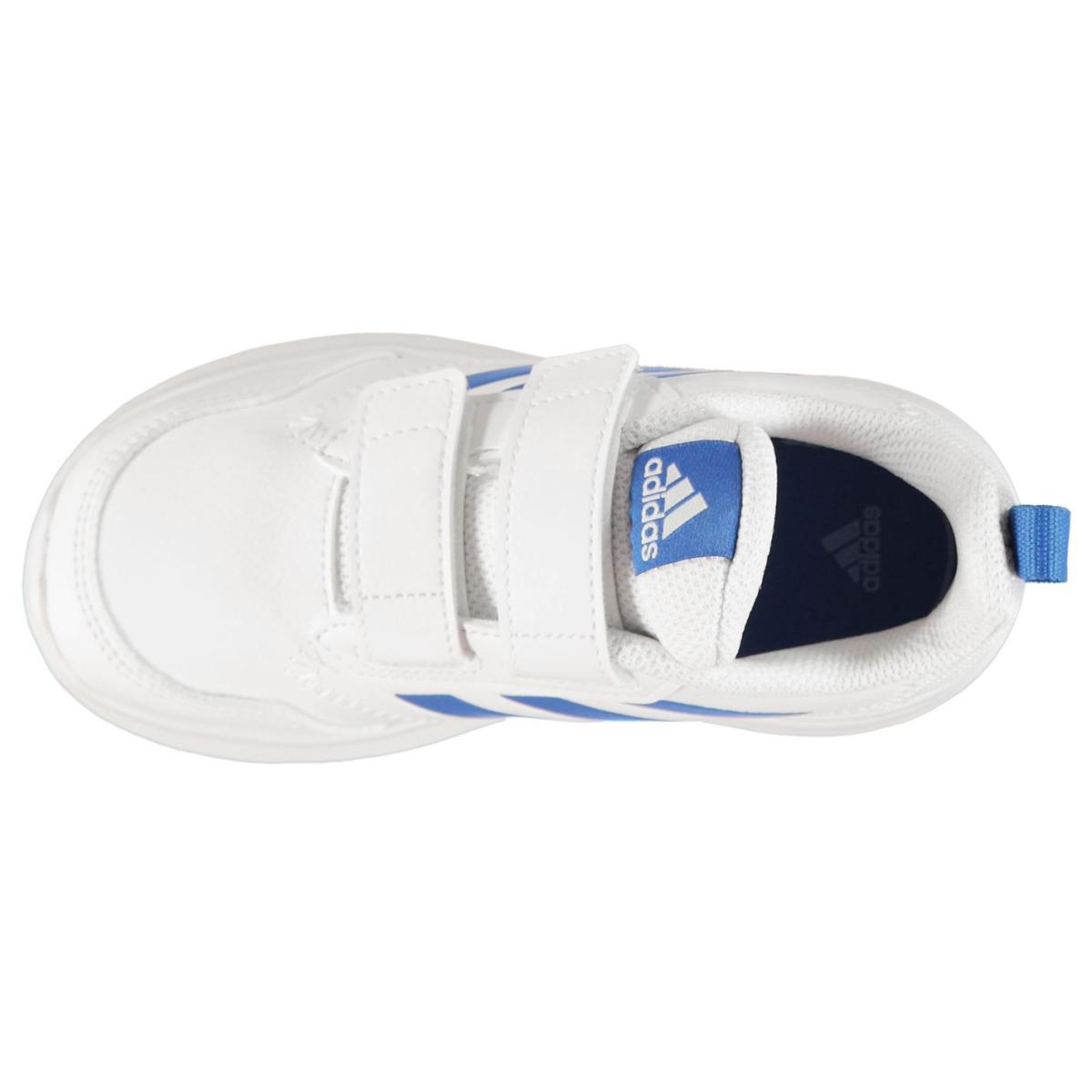adidas Jungen Turnschuhe Altarun Weiß_Blau