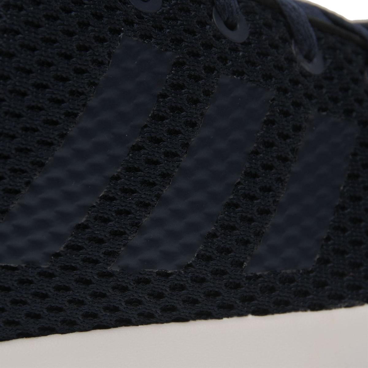 adidas Cloudfoam Racer Herren Turnschuhe Sportschuhe Nvy_Nvy_Blk_Blu