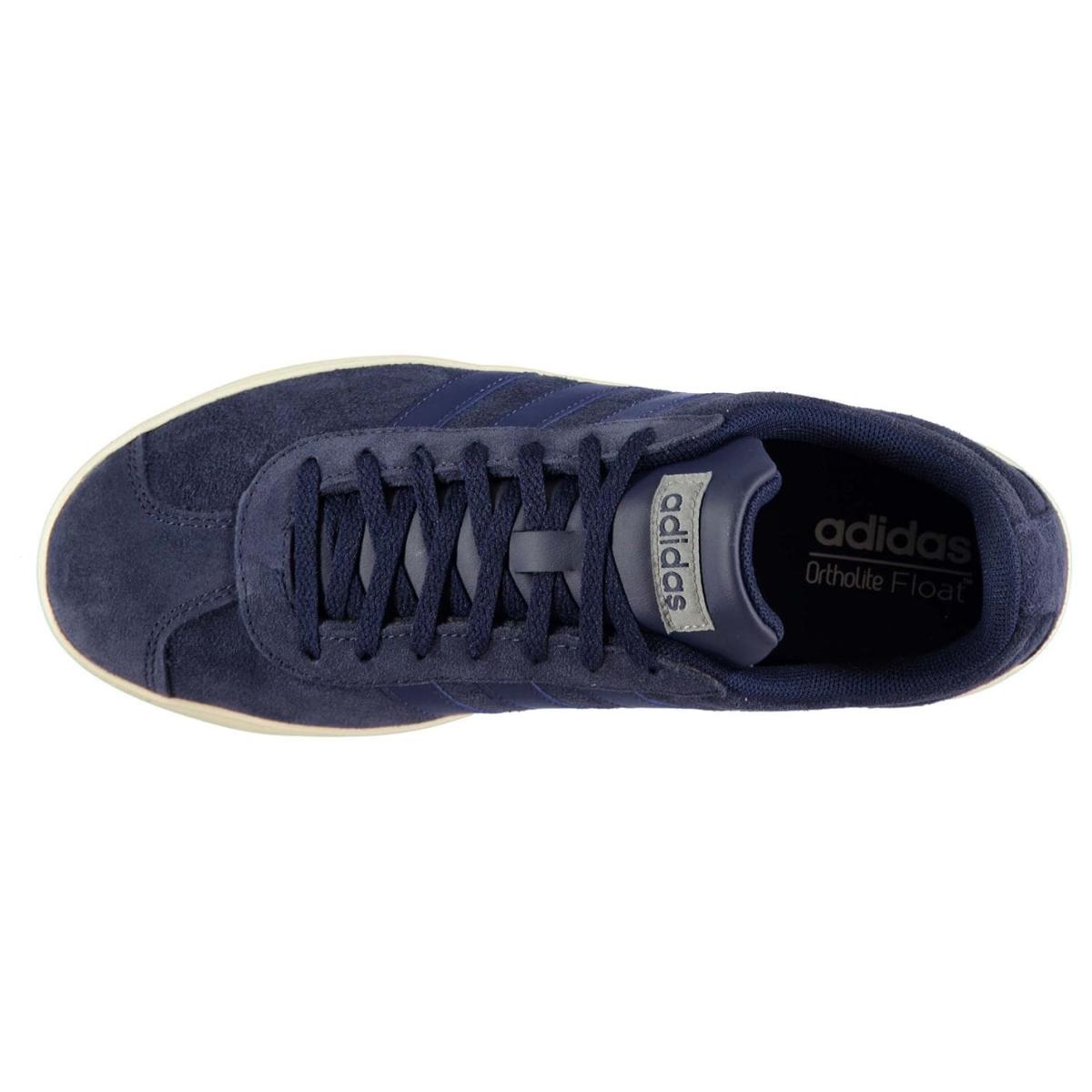 adidas Herren Turnschuhe Vl Court 2 Navy_Navy_Wht