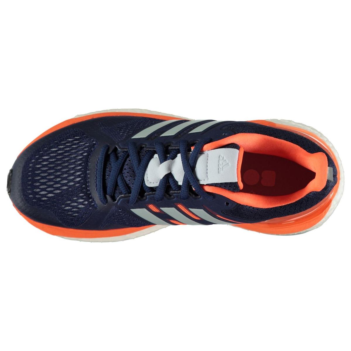 adidas Damen Laufschuhe Supernova Blau_Orange