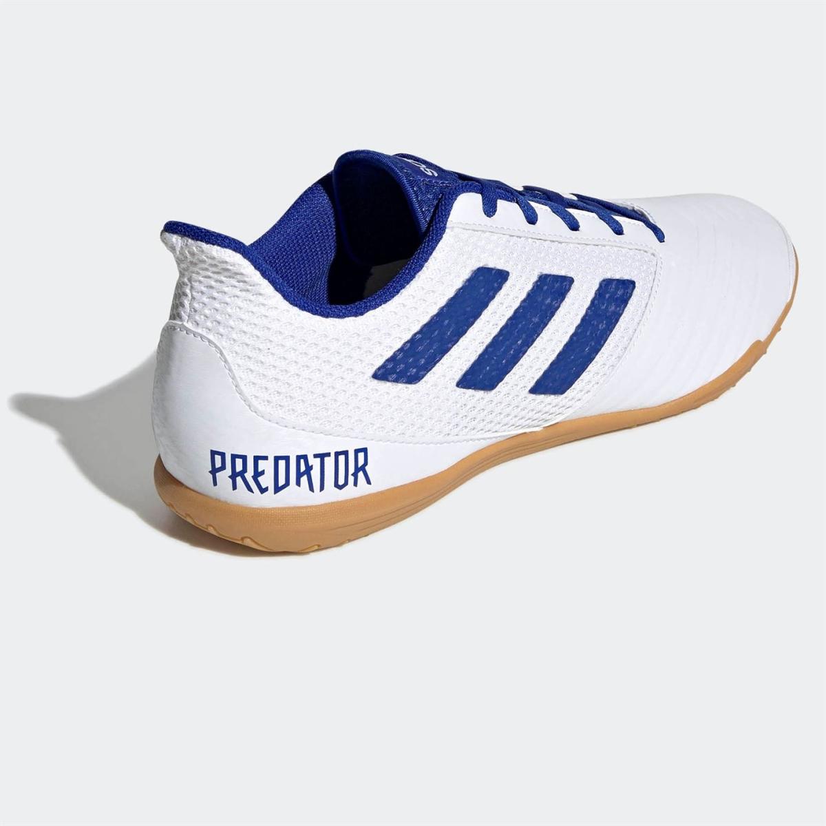 adidas Predator 19.4 Hallenschuhe Fußballschuhe Indoor Herren Indoorschuhe 3118