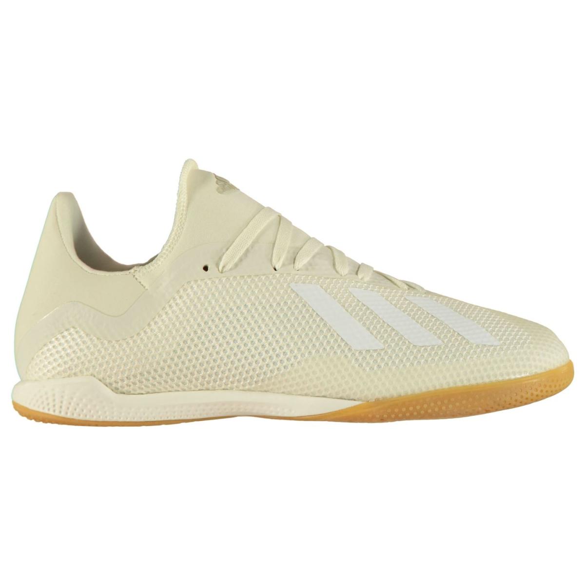 adidas X Tango 18.3 Herren Indoor Fußballschuhe OffWeiß