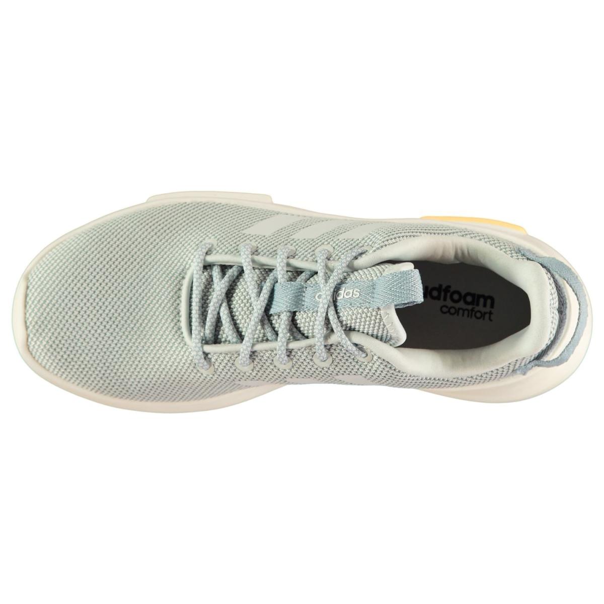 adidas-Cloudfoam-Racer-Turnschuhe-Damen-Sneaker-Sportschuhe-Laufschuhe-1622 Indexbild 7