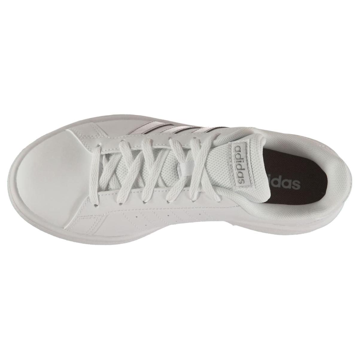 adidas-Grand-Court-Turnschuhe-Damen-Sneaker-Sportschuhe-Laufschuhe-5270 Indexbild 4