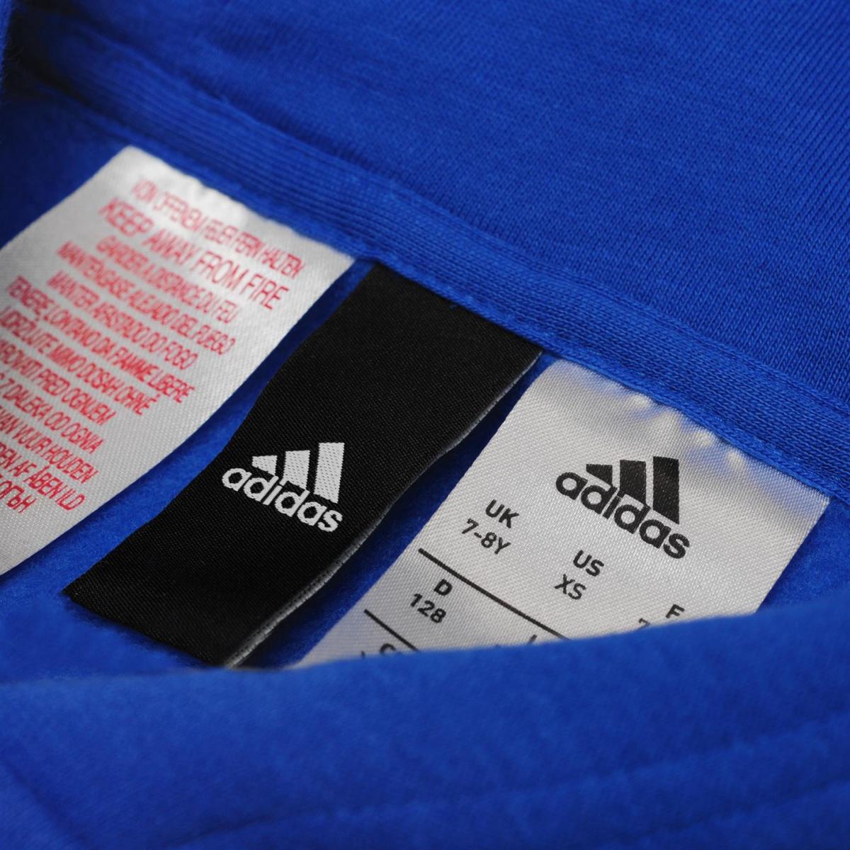 adidas 3S Kapuzenpullover Kapuzenjacke Kinder Jungen Hoody Sweatshirt OTH 3042
