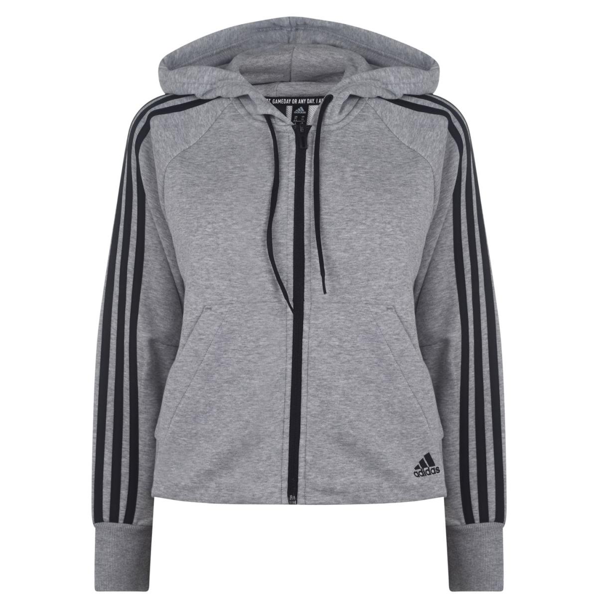 adidas Kapuzenjacke Jacke Kapuzenpullover Damen Sweatshirt Pullover 9266