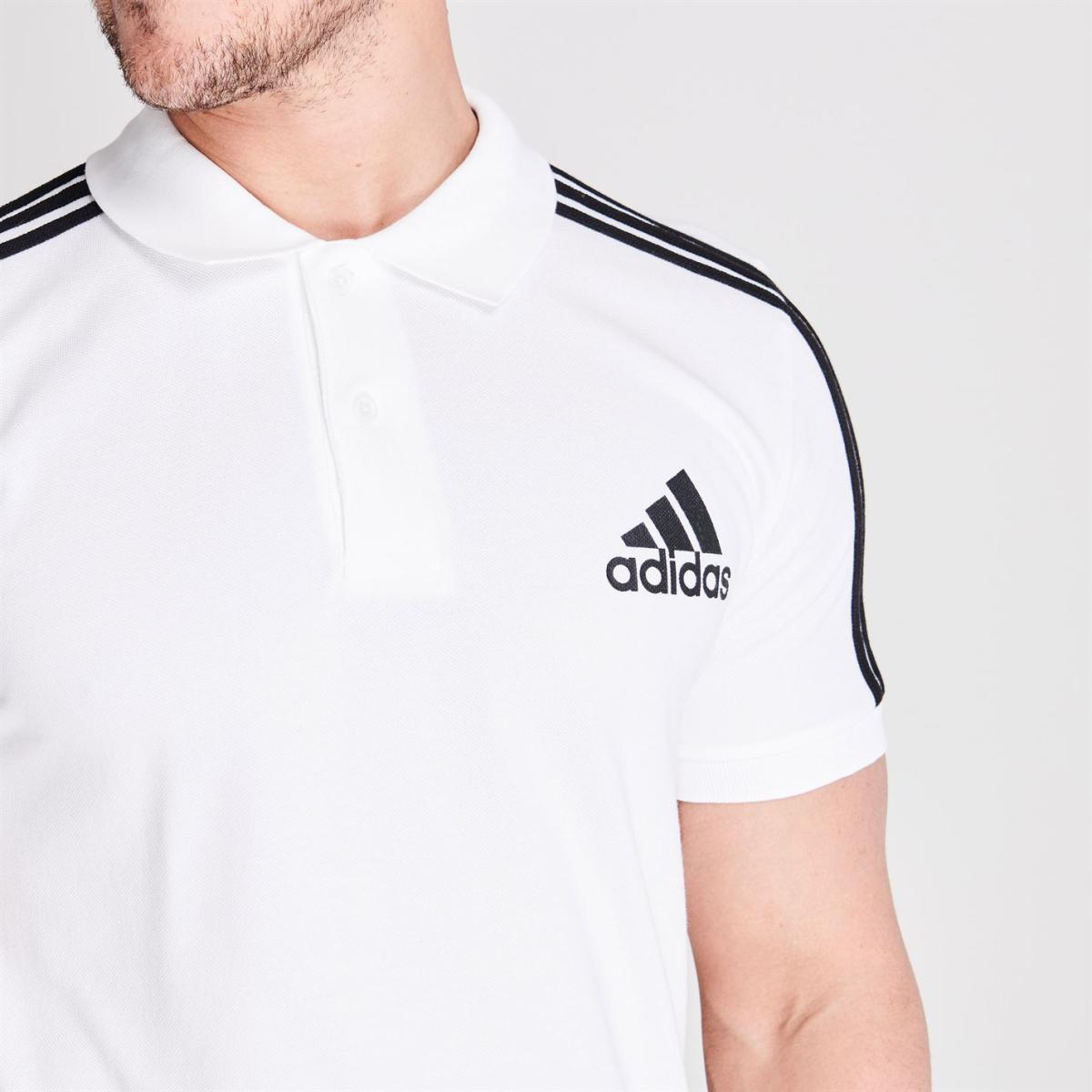 adidas Herren Poloshirt Logo
