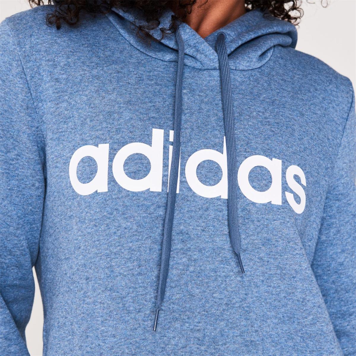 adidas Linear Kapuzenpullover Pullover Damen Sweatshirt Kapuzenjacke OTH 4062
