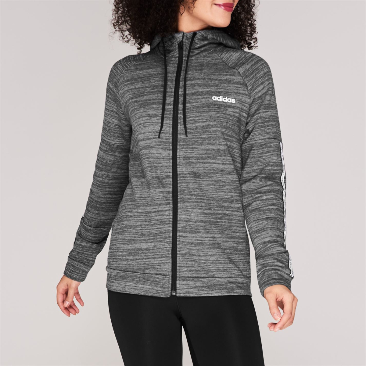 adidas Xpr Kapuzenjacke Jacke Damen Sweatshirt Kapuzenpullover Pullover 5390
