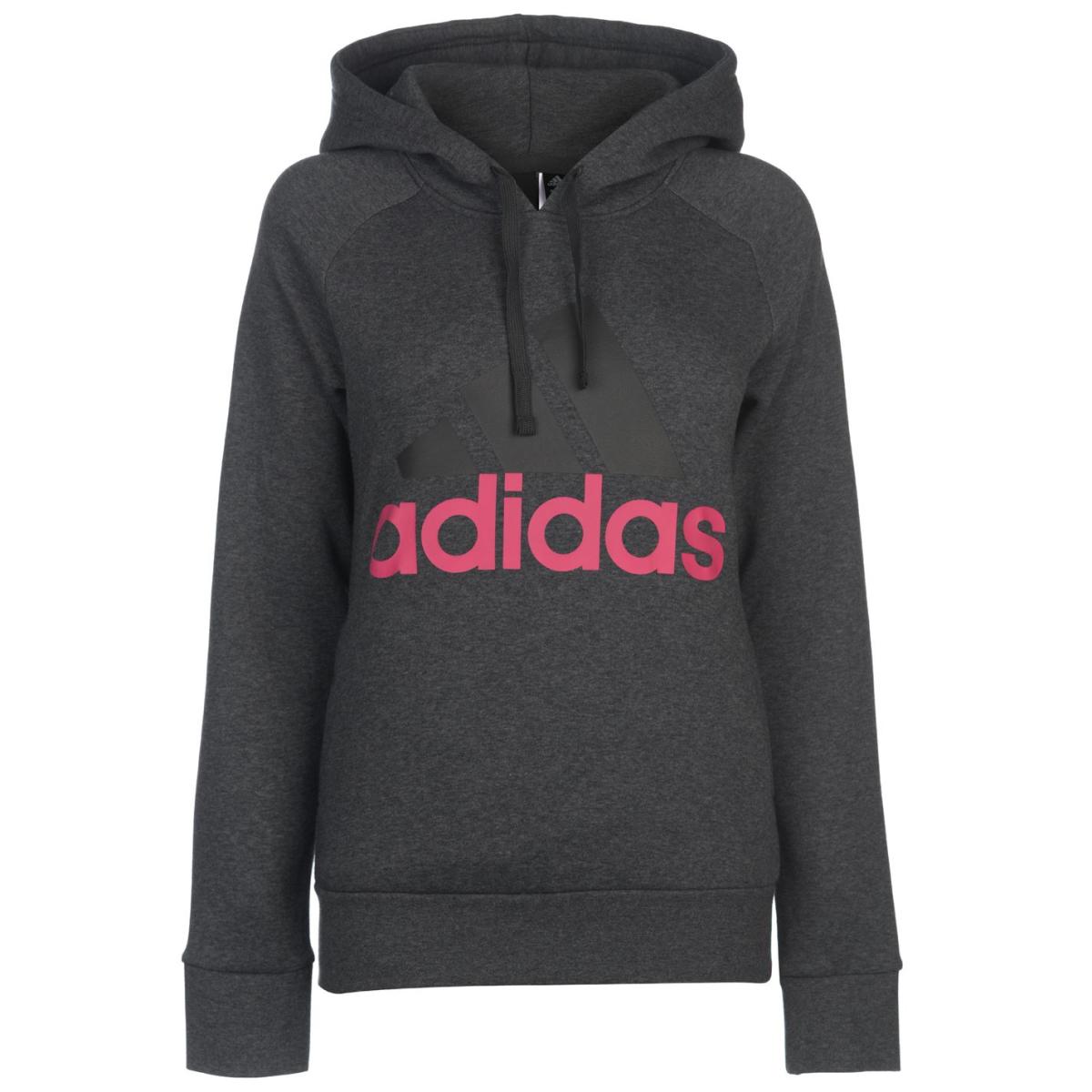 adidas Linear OTH Kapuzenpullover Hoody Damen
